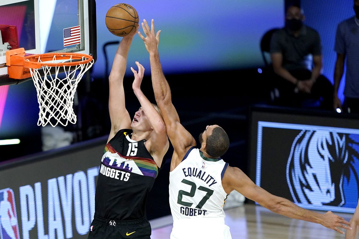 Utah Jazz v Denver Nuggets - Game One