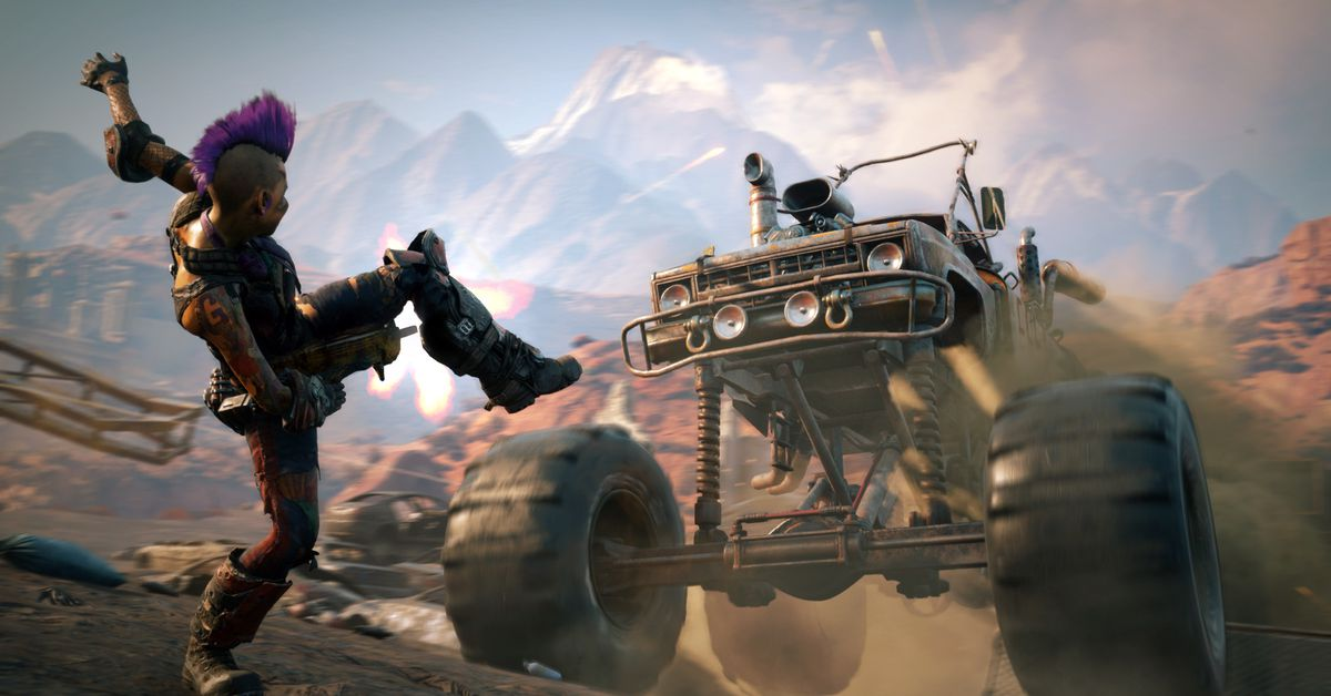 Free game alert: Rage 2 on PC is yours for the taking - Polygon
