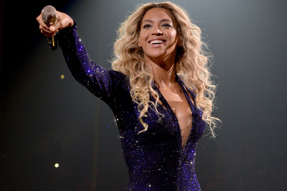 Beyoncé just picked out your Christmas present