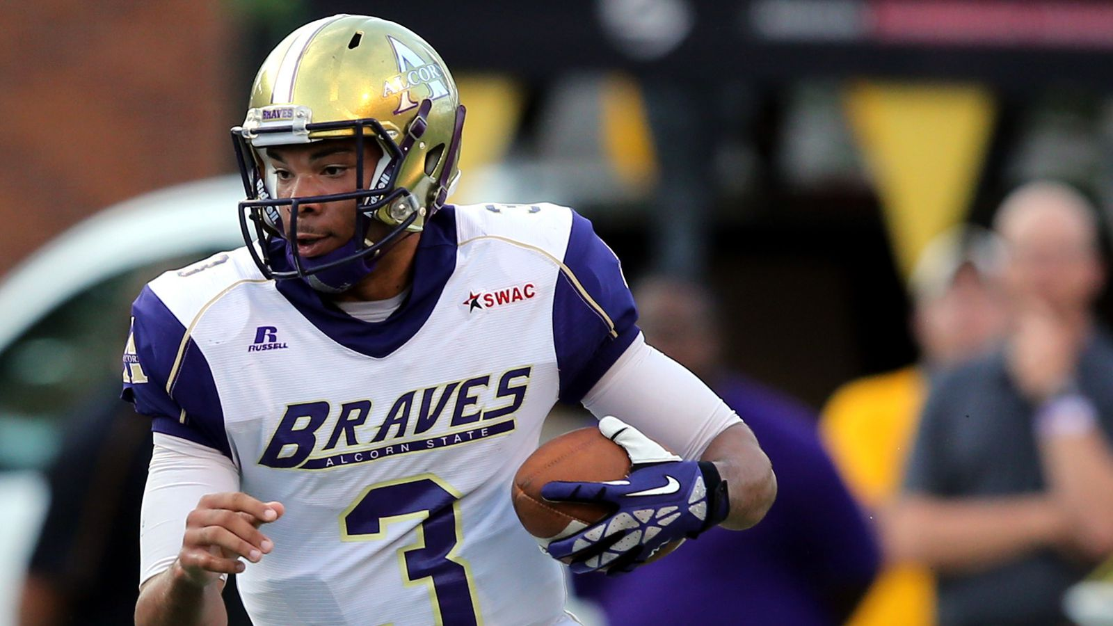 more photos cef7d 50a4d Georgia Tech Football: Opponent Preview - Alcorn State ...
