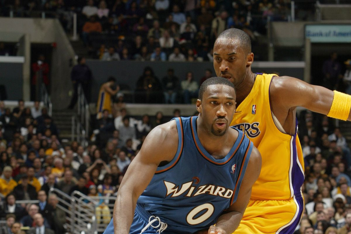 Gilbert Arenas starts coaching youth basketball, credits Kobe ...