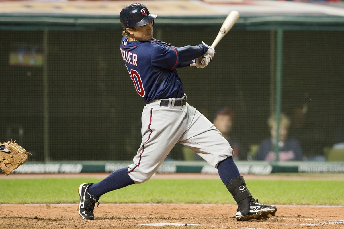 Your Twins offensive hero of the night!