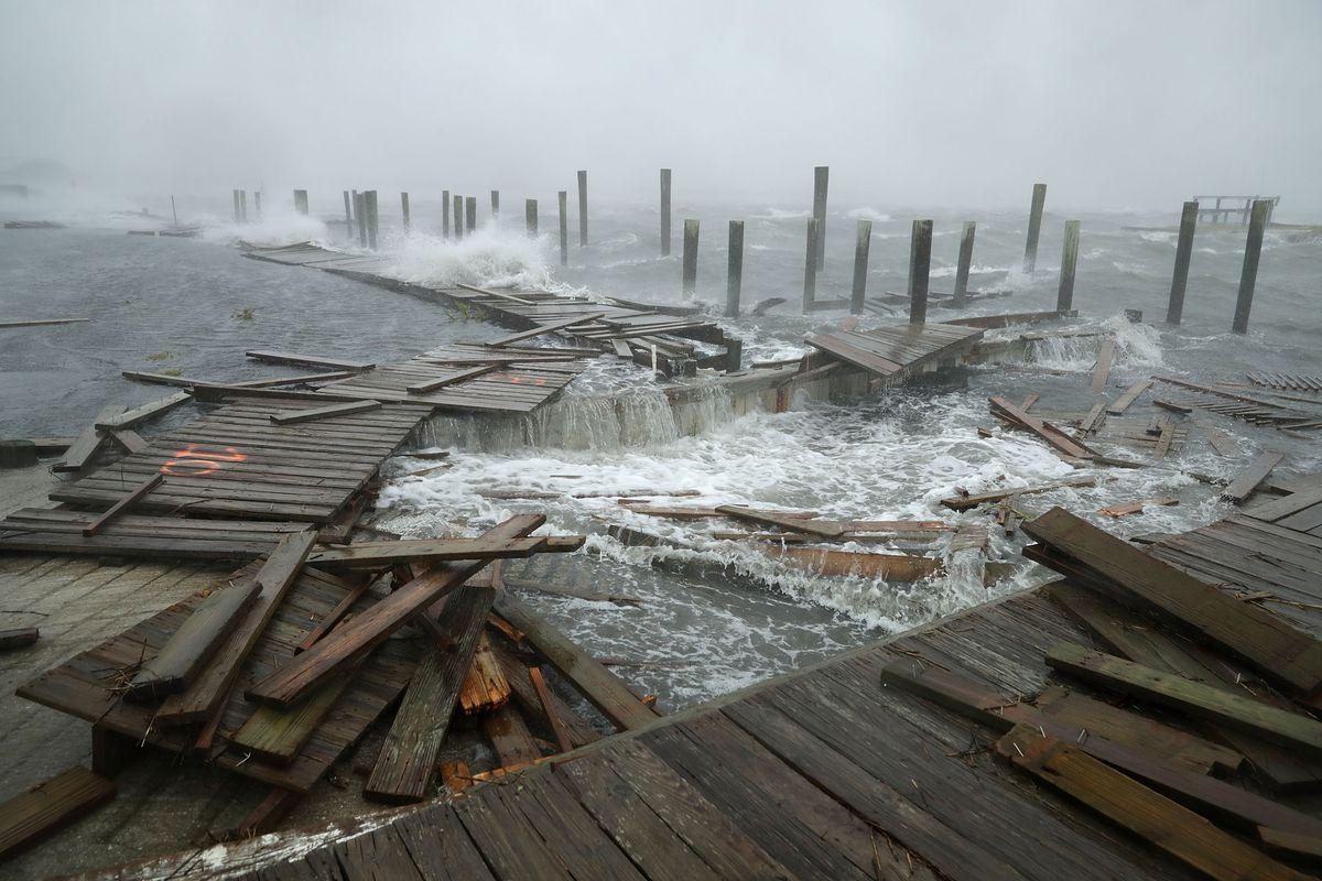 Photos: Hurricane Florence floods North Carolina - Vox