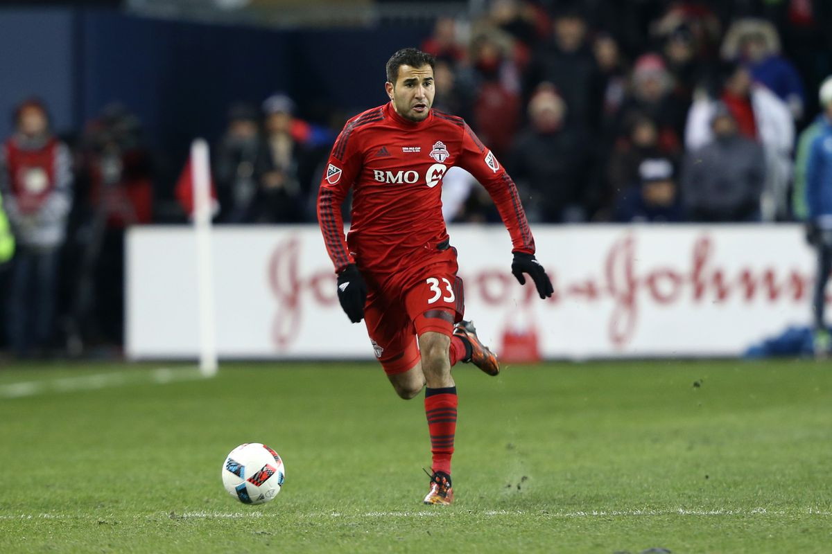 SOCCER: DEC 10 MLS Cup - Sounders at Toronto FC