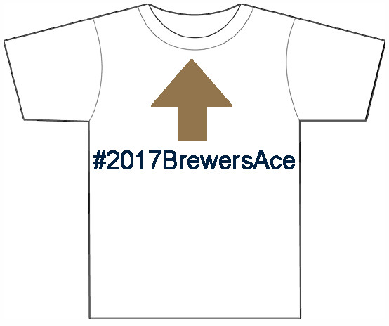 2017 Brewers Ace