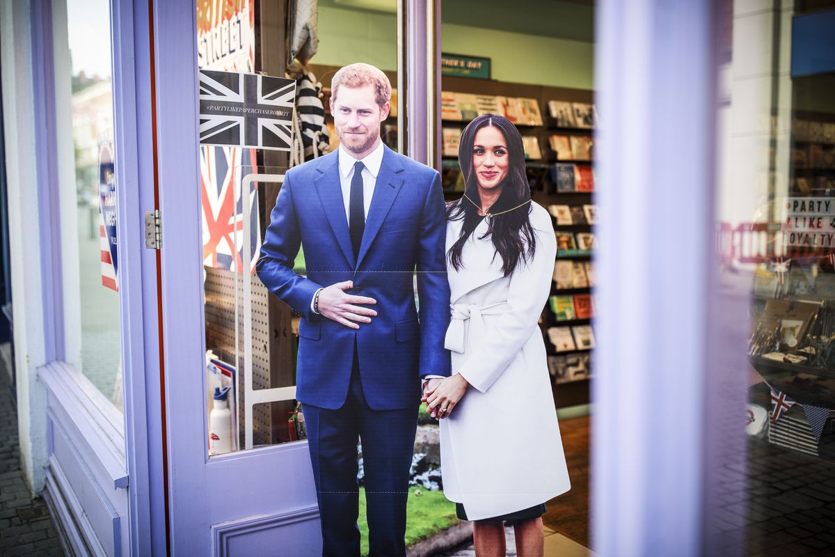 Royal wedding 2018: the fraught gender and racial politics