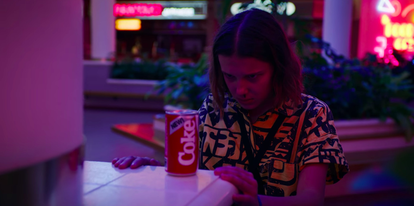 Stranger Things 3 revives New Coke, the 80s disaster you can
