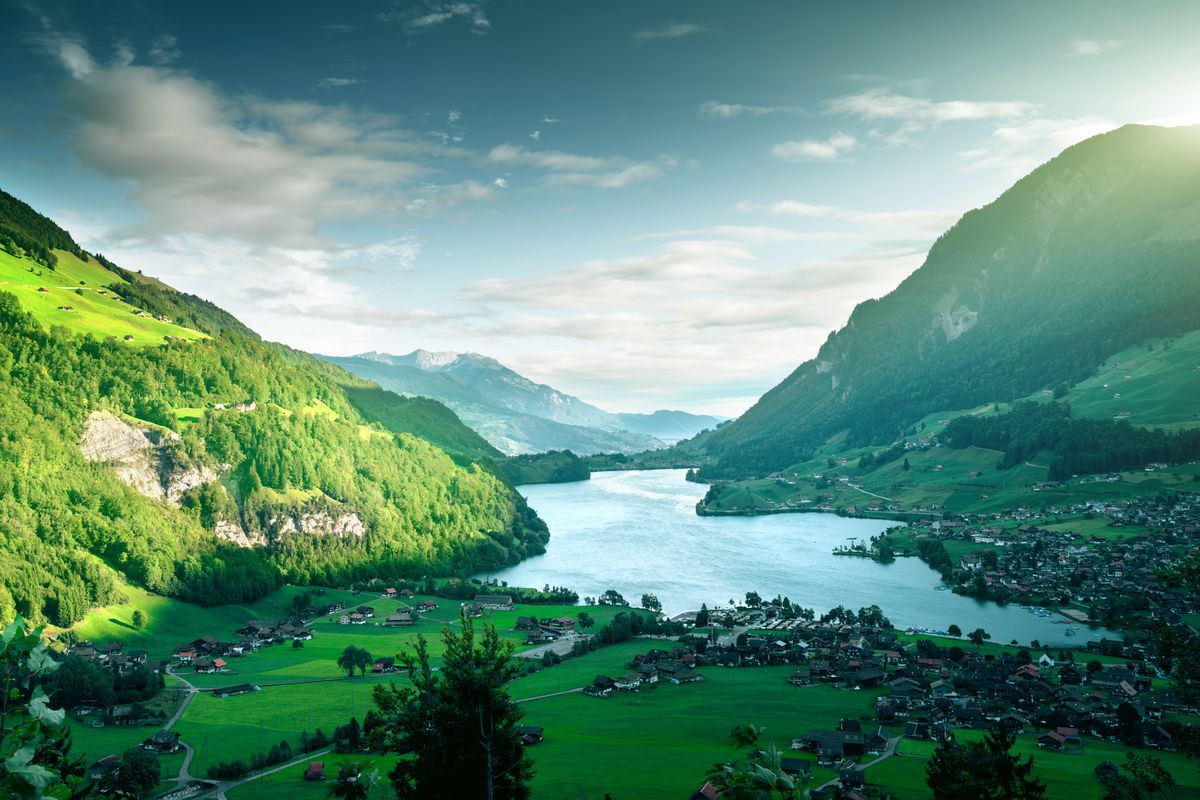 Small Rvs For Sale >> Tiny village in the Swiss Alps may pay you to live there ...