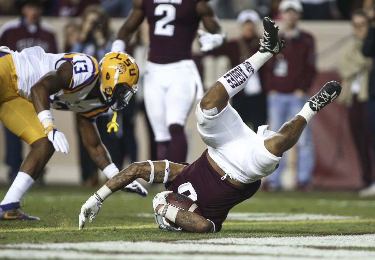 LSU vs. Texas A&M 2018: This whole game was awesome ...