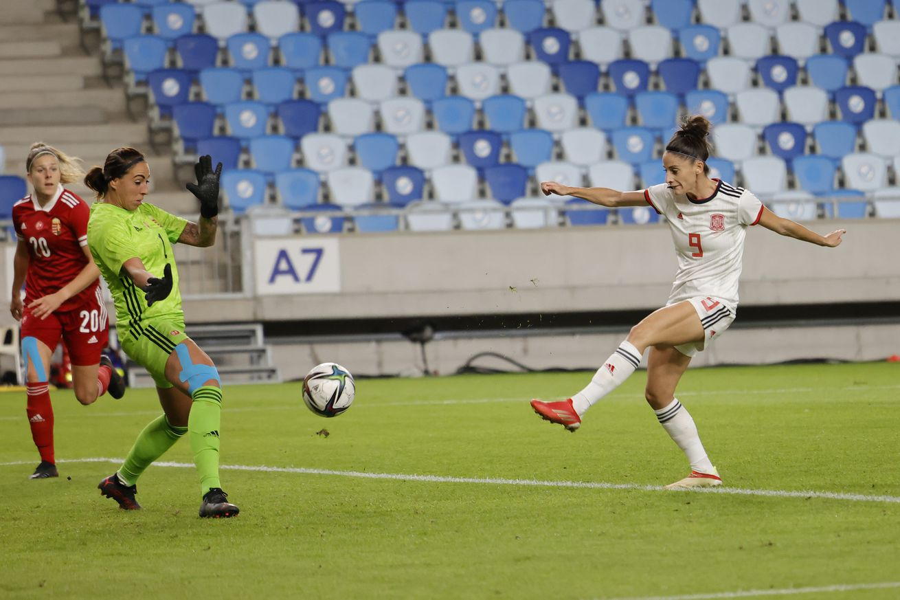 Recap & Highlights: Four Madridistas Star In Women?s World Cup Qualifying Routs