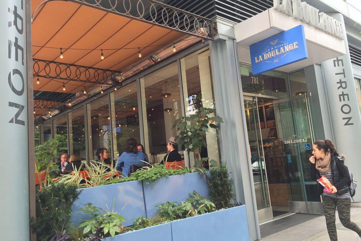 La Boulange Yerba Buena, future home of Lemonade