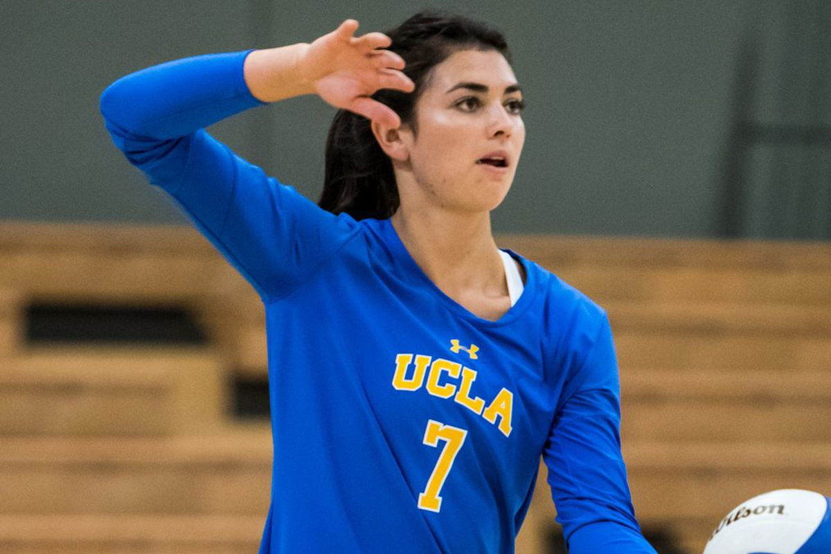 buy online 654fb 891af 2018 UCLA Women's Volleyball Preview and Season Opener Game ...