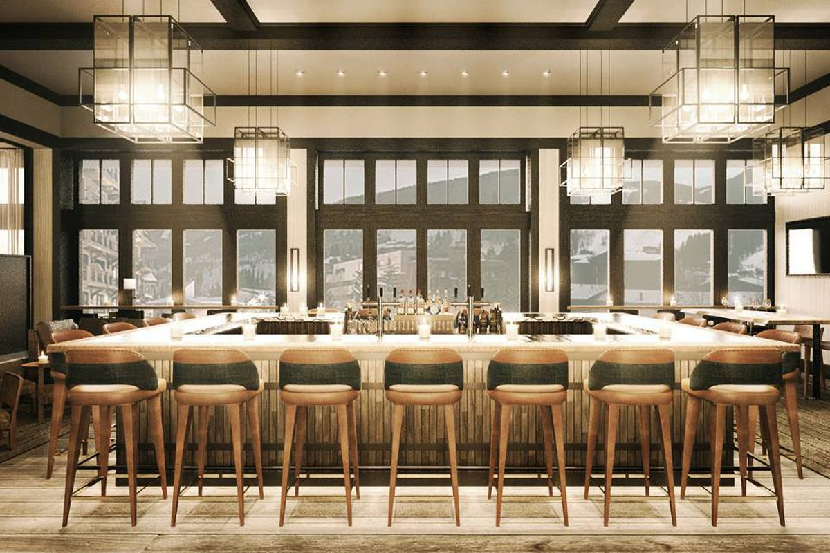 After A Year Of Transformation Vail S Four Seasons Resort And Residence Has Unveiled Its Freshly Reinvented Tail Bar The Remedy From Ordinary