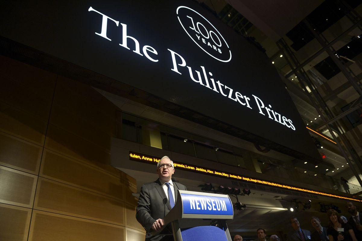 Pulitzer Prize Winners Gather For Centennial Celebration