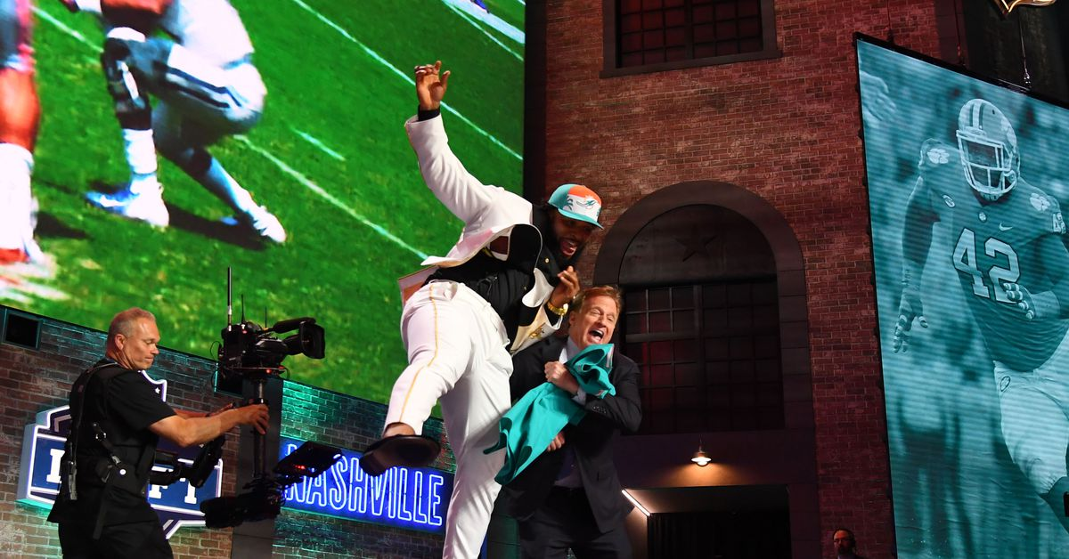 Miami Dolphins to host virtual draft party