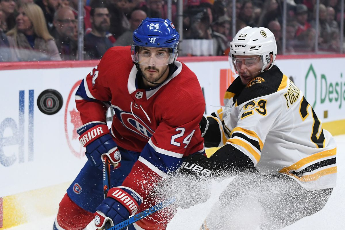 Could the Canadiens have their own Patrice Bergeron in Phillip Danault?