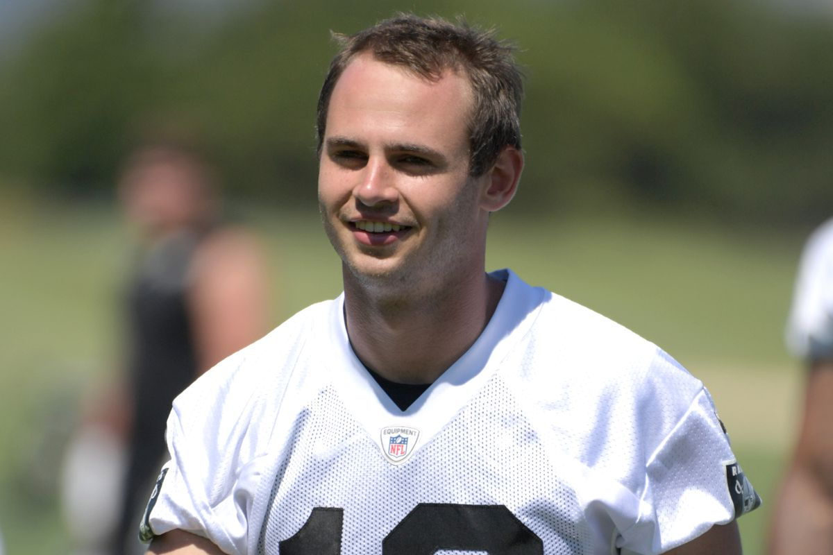 Raiders News 7/29: Rookie WR Hunter Renfrow making great ...