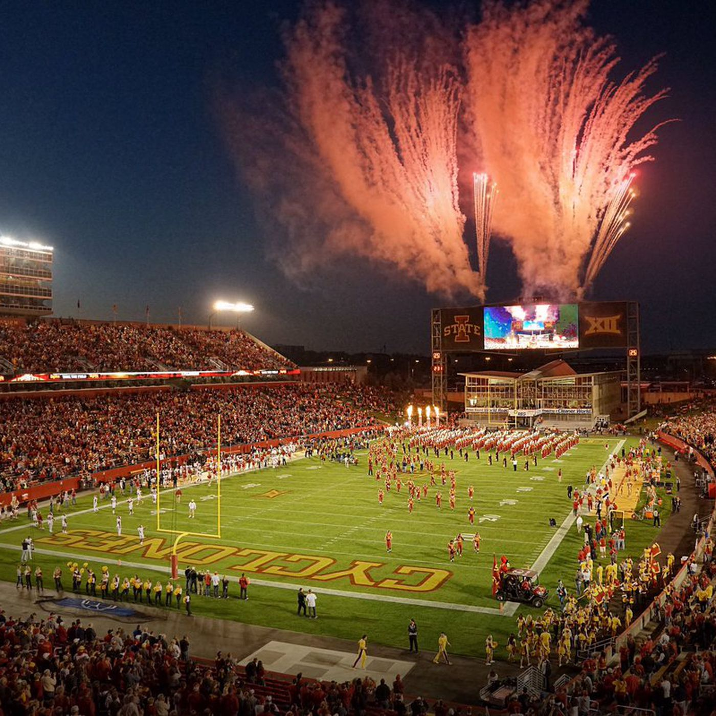 2019 Game I Iowa State Vs University Of Northern Iowa Football Preview Wide Right Natty Lite