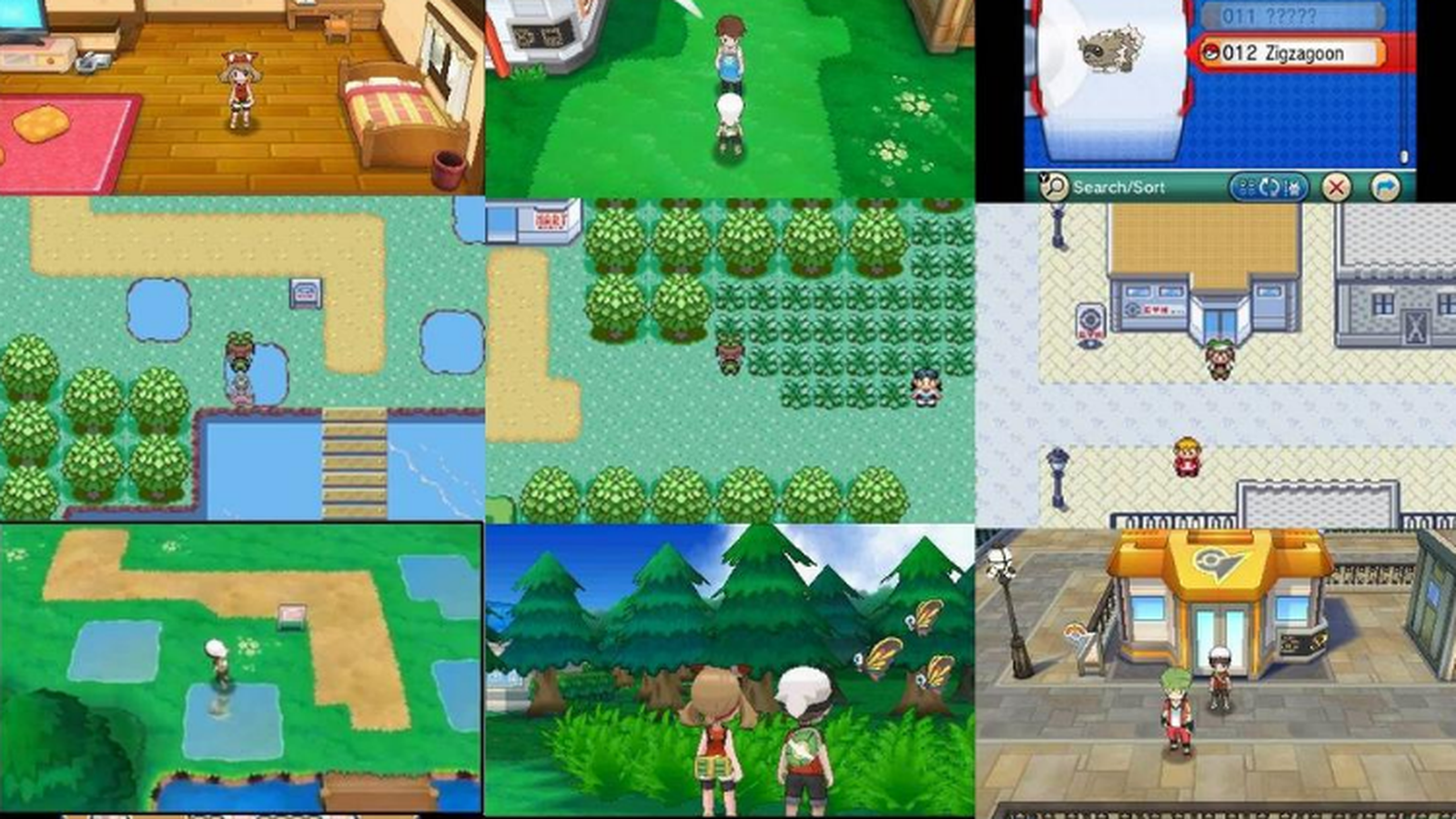 How Do Pok 233 Mon Omega Ruby And Alpha Sapphire Remakes Look