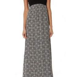 "Alice + Trixie ""Gemma"" maxi-dress, <a href=""http://www.shoptiques.com/products/gemma-maxi-dress"">$319</a>"