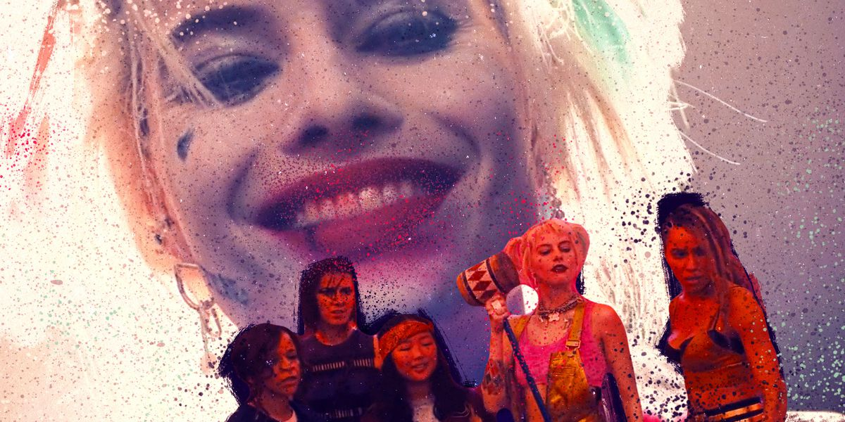 In Its First Trailer Birds Of Prey Looks Like A Necessary Corrective To Suicide Squad The Ringer