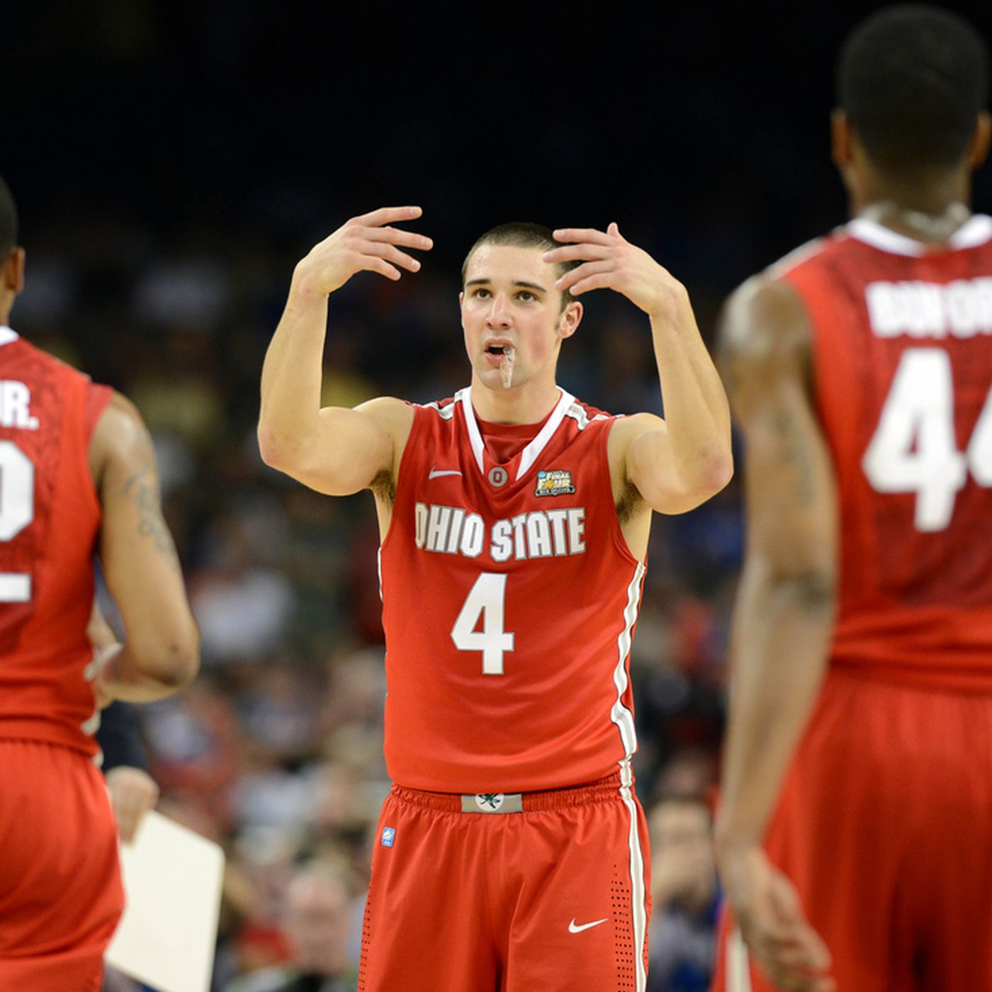 2012 2013 Ohio State Basketball Player Profiles Aaron Craft Land Grant Holy Land