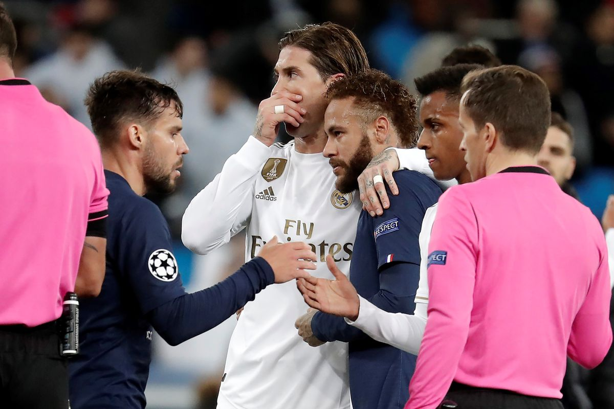 Real Madrid Paris Saint-Germain