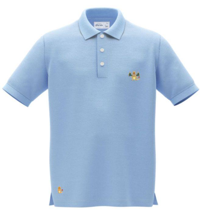 An Original Stitch shirt shows Pokemon designs
