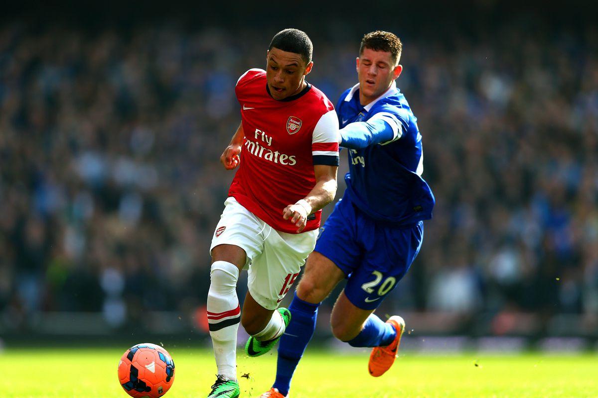 Arsenal v Everton - FA Cup Quarter-Final