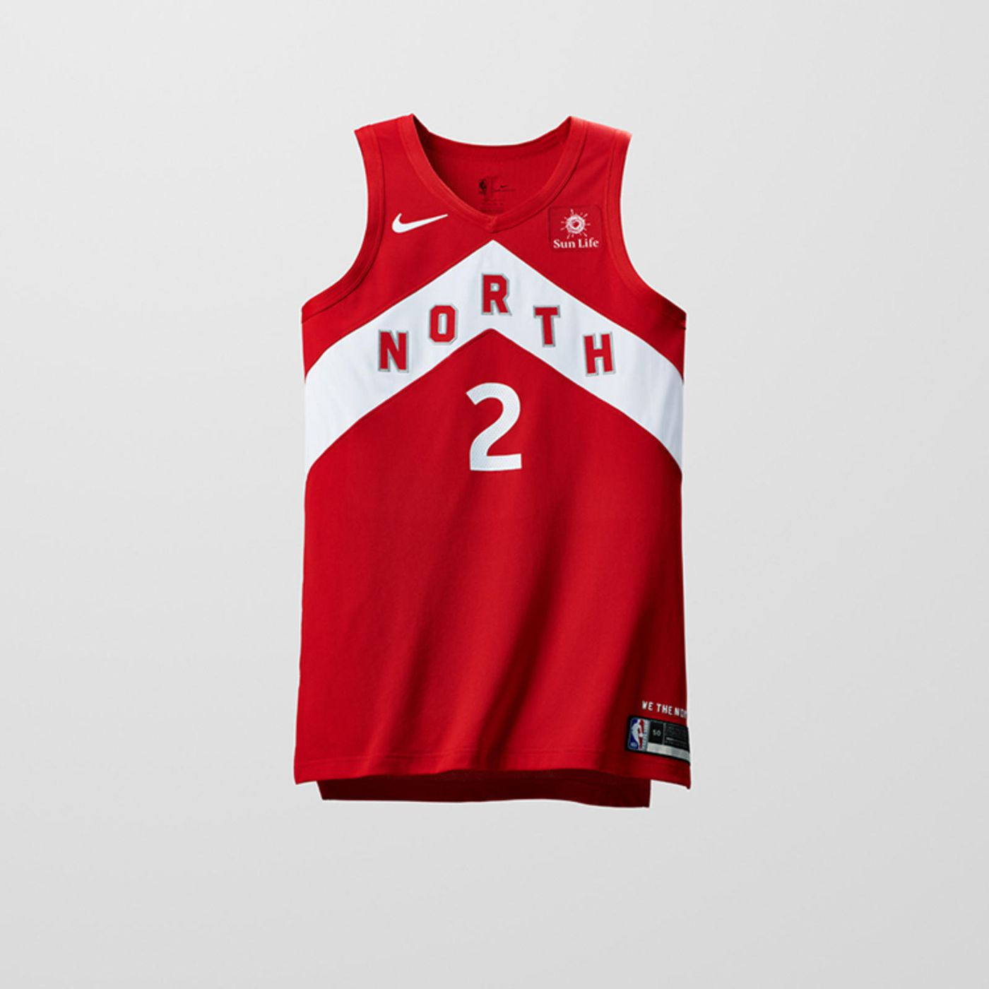 "Nike unveils ""Earned Edition"" jersey for the Raptors - Raptors HQ a5ab50069481"