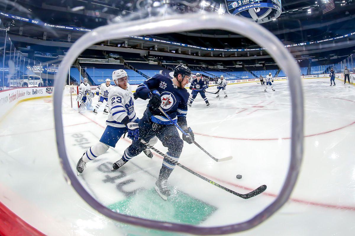 Toronto Maple Leafs v Winnipeg Jets