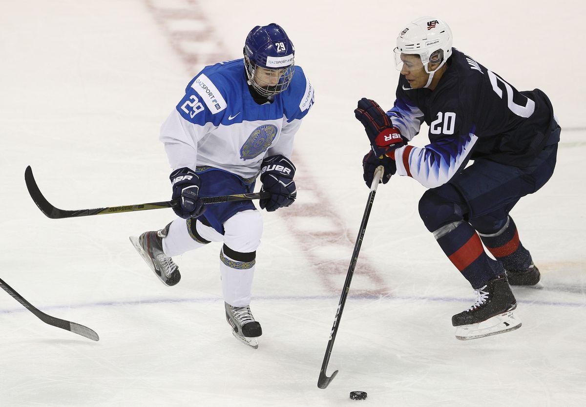Kazakhstan v United States - 2019 IIHF World Junior Championship