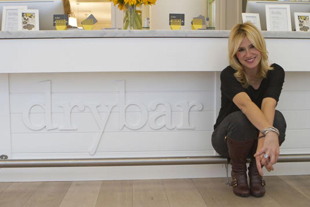 Drybar founder Alli Webb.