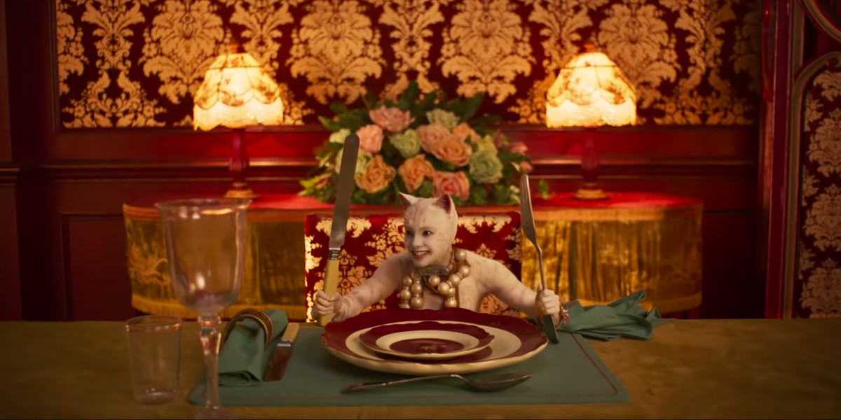 Why are the cats sexy? All your Cats movie questions