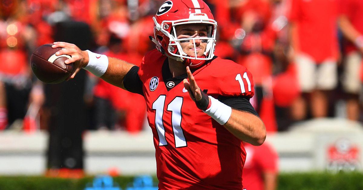 Georgia vs. South Carolina odds 2018: Bulldogs face road ...