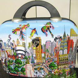 Heys New York luggage, $200-$400