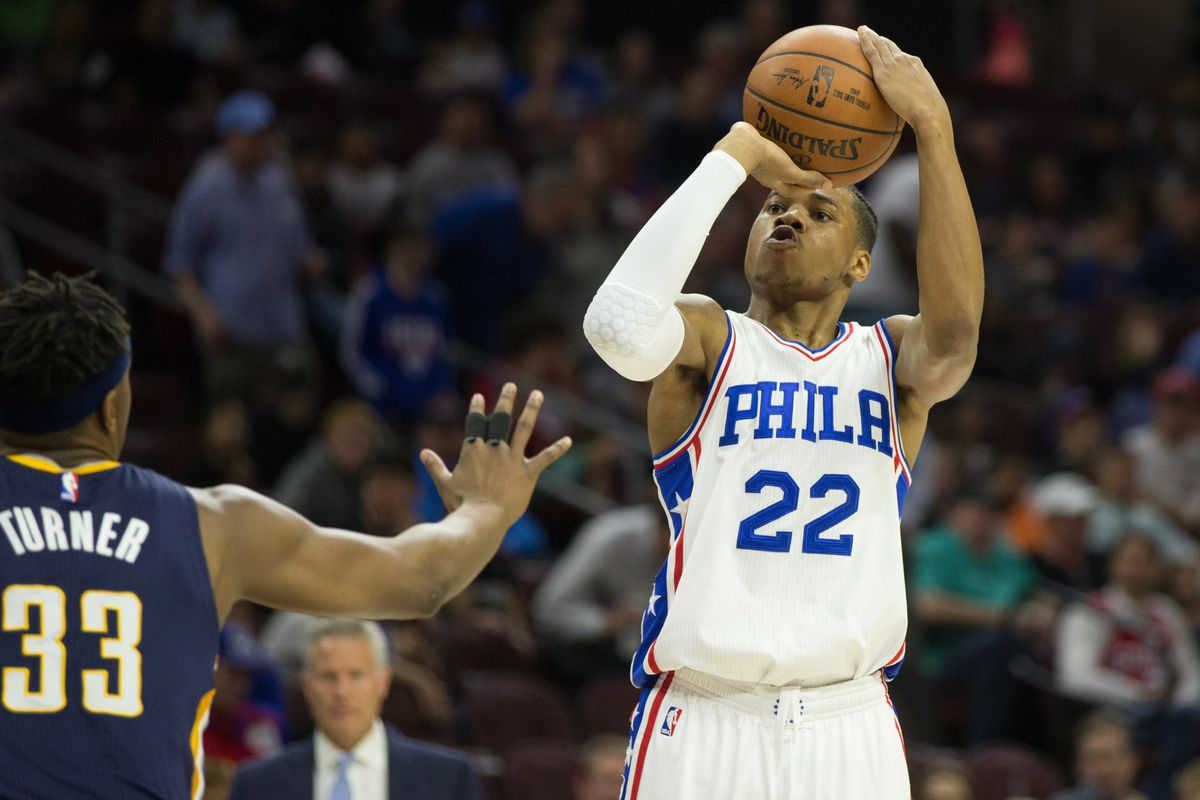 30Q: Can Richaun Holmes revive his range?
