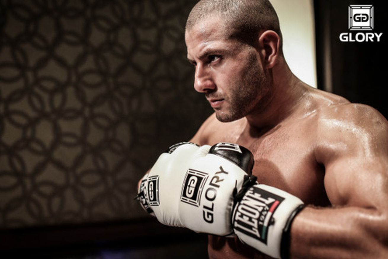 Gokhan Saki vows to 'knock the f—k out' of everybody, be UFC title contender by 2018