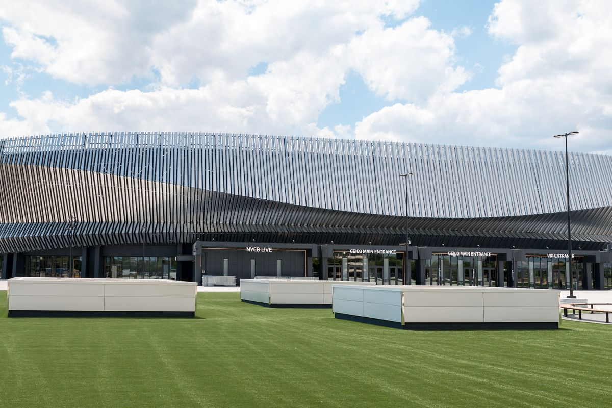 Renovated Nassau Coliseum, 2017