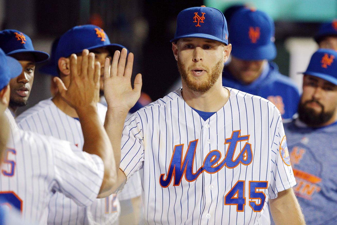 Zack Wheeler is likely stuck with the Mets