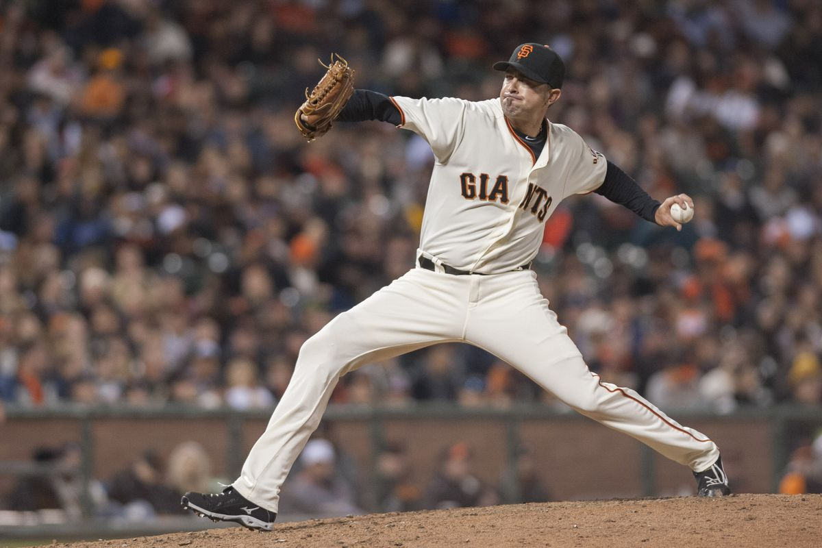 Pitching well AND he doesn't have the weirdest injury this year? Everything's comin' up Affeldt!