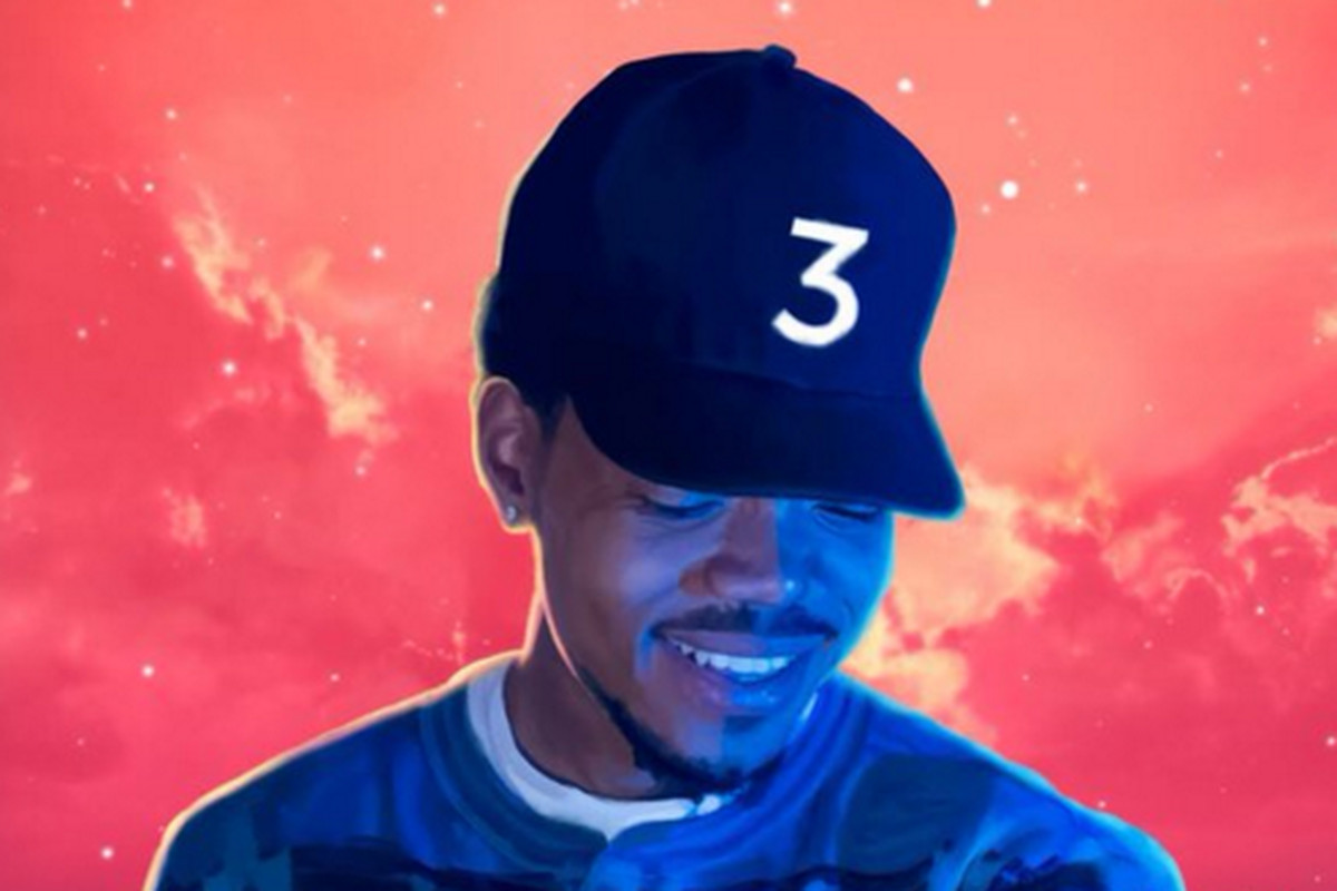 A non-theory about Chance the Rapper's new album art - The Verge