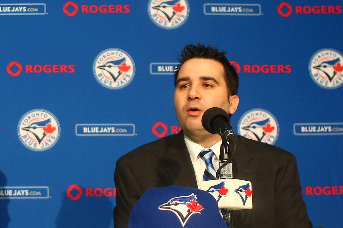 Toronto Blue Jays Introduce R.A. Dickey