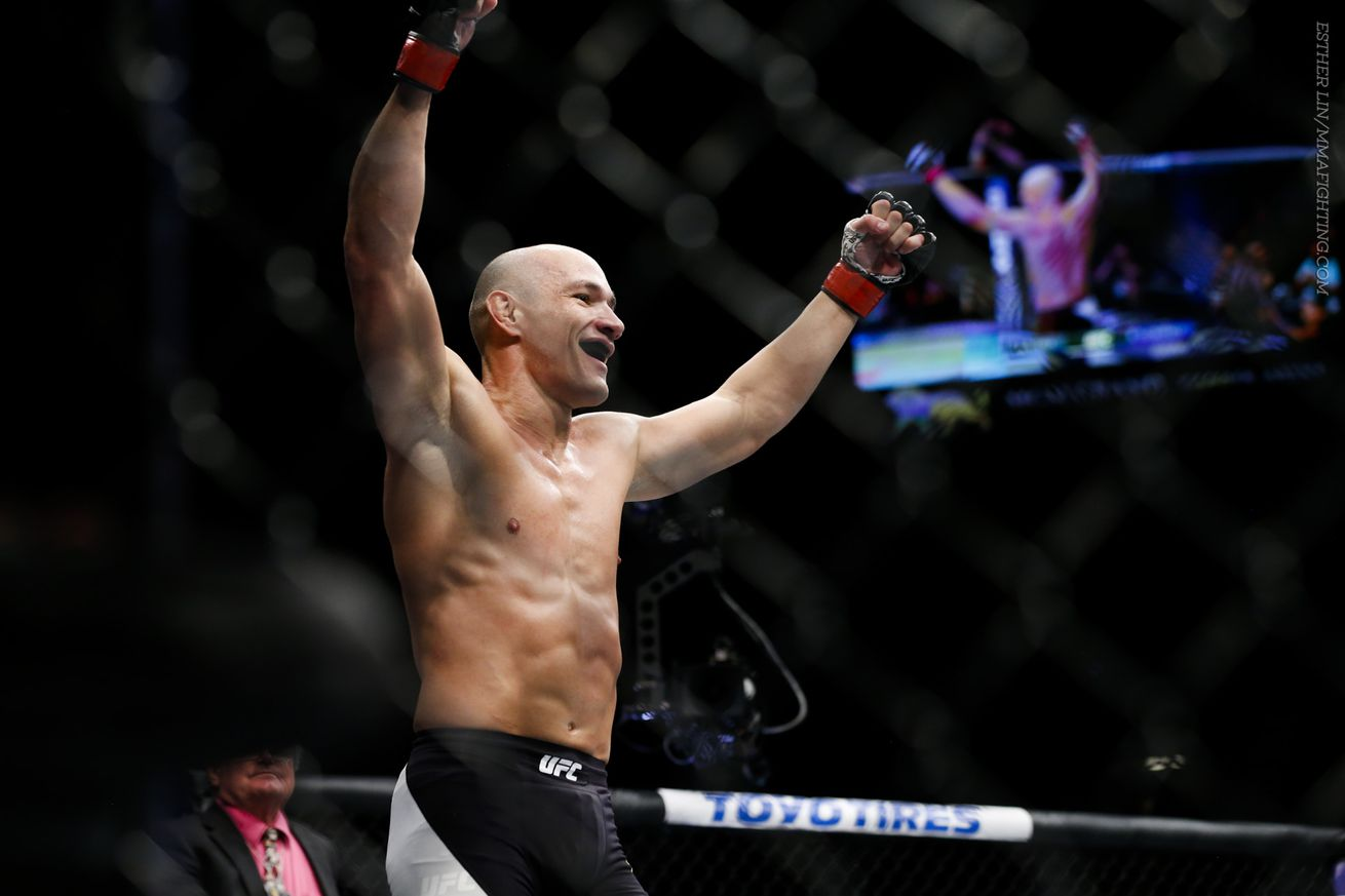 UFC middleweight Vitor Miranda was overweight, depressed while battling injuries