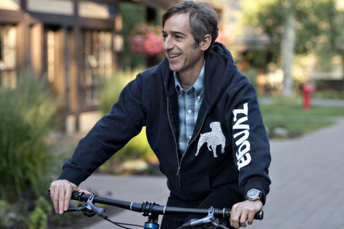 """Look who's coming to dinner. Photo of Mark Pincus via <a href=""""http://Gettyimages.com"""">Getty</a>"""
