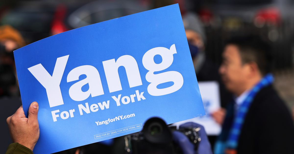 www.vox.com: Andrew Yang's campaign is cutting ties with a fundraiser once accused of sexual misconduct