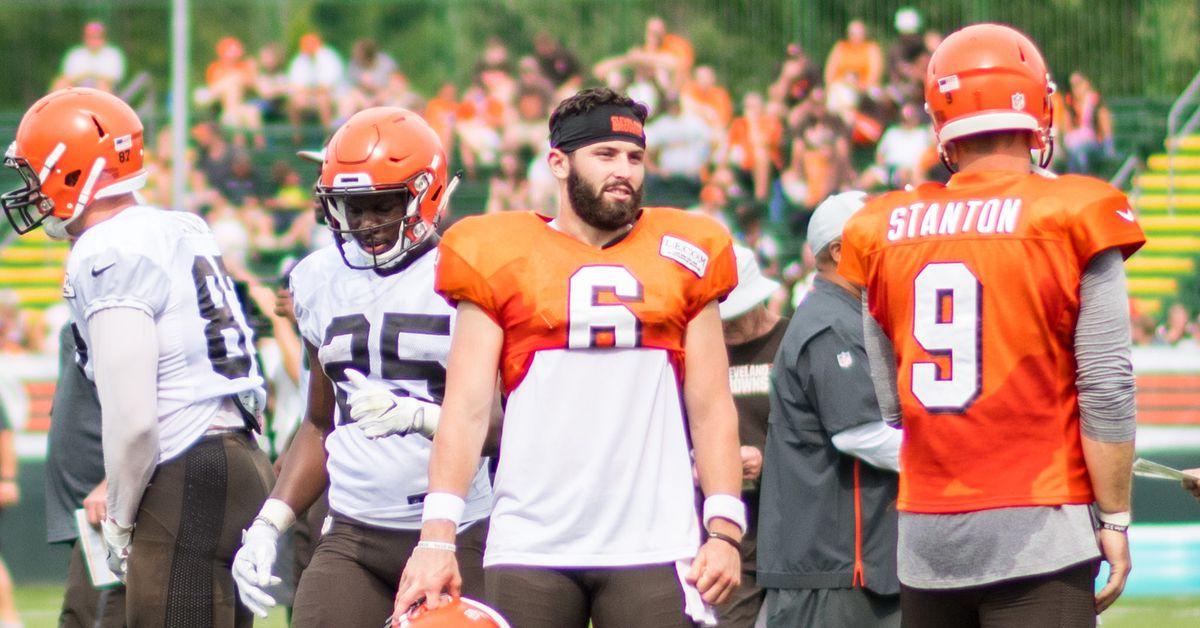 Cleveland Browns Training Camp Recap: Day 15 - Final practice open to the public