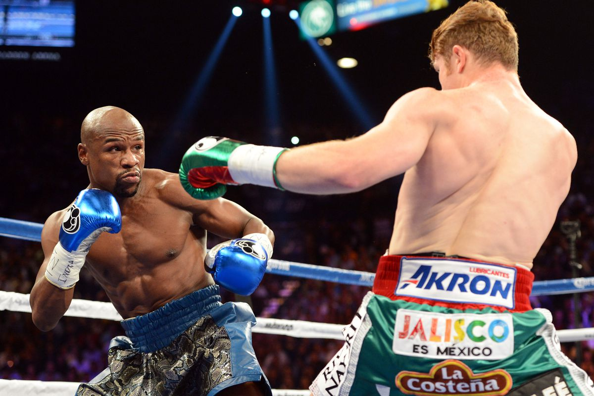 Mayweather vs Canelo results: Floyd Mayweather outclasses another