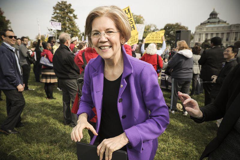 GettyImages_869067532 Elizabeth Warren has a plan to save capitalism