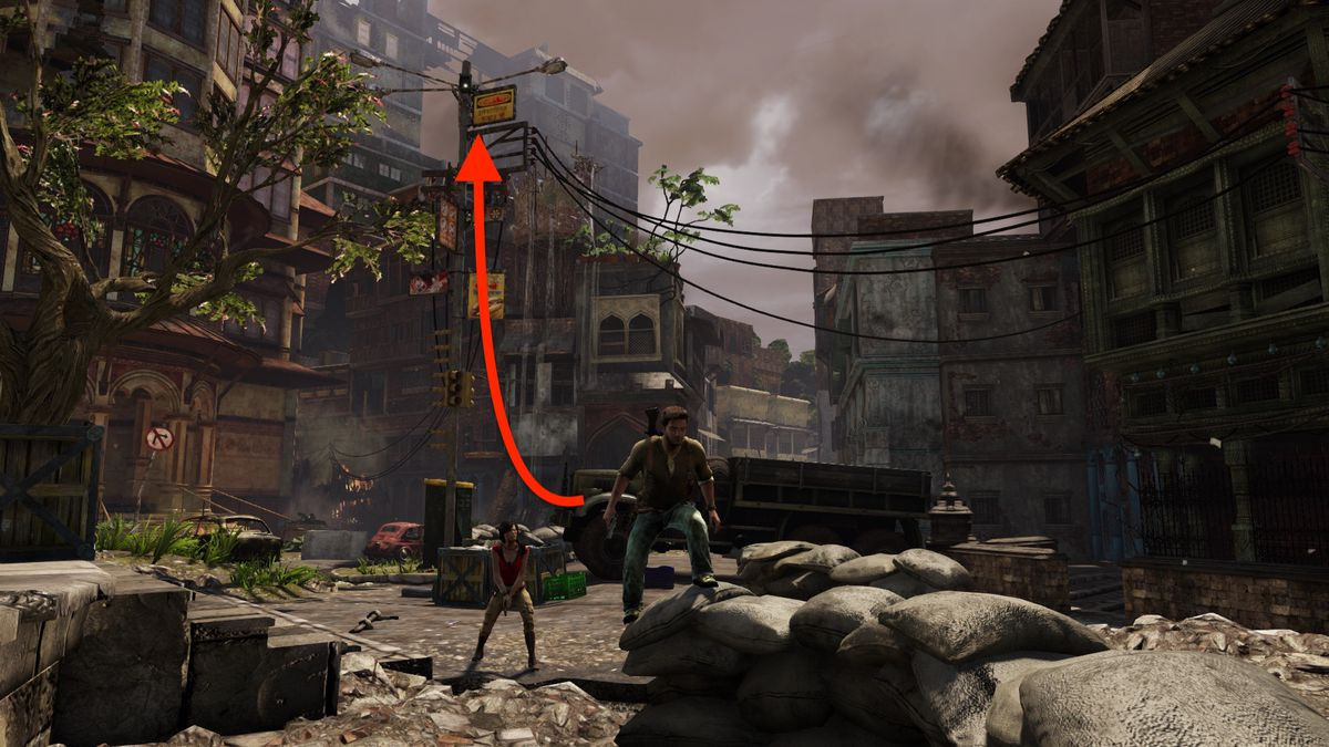Uncharted 2: Among Thieves 'Desperate Times' treasure locationsUncharted 2: Among Thieves 'Desperate Times' treasure locations
